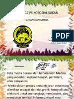 PJM3117 PSIKOSOSIAL SUKAN(SUKAN DAN MEDIA)