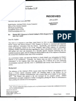Rock Falls School District's FOIA Response
