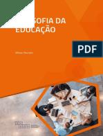 A Filosoifa, A Formação Do Educador e as Práticas Educativas