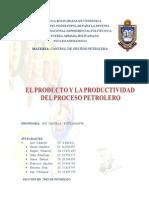 EL PRODUCTO Y LA PRODUCTIVIDAD DEL PROCESO GESTION[1]
