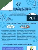 Abordaje Psicologico en Pacientes Con Hipertension y Diabetes Covid 19. Mg. Psic. Velásquez