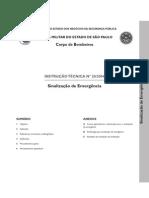 Instrucao Tecnica - 20 - Sinalizacao de Emergencia