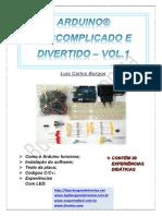 o Arduino Descomplicado e Divertido - Volume 1