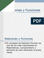 Diferencias entre funcion y relacion