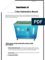 exp2 hydraulics bench