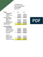 Ejercicio Razones Financieras Asignación