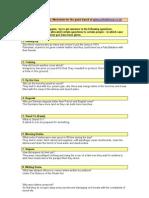 History work sheet thingy