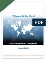 Business Profile & Services
