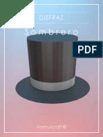 Disfraz de Sombrero - Momuscraft