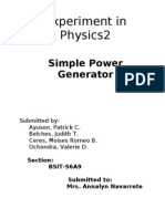 Simple Power Generator (1)