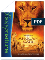 African Cats Educational Guide short