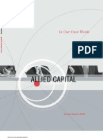 Allied - Annual Report 2000