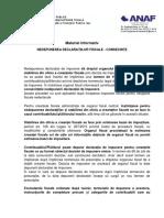 Consecinte Nedepunere Declaratii Fiscale_2021