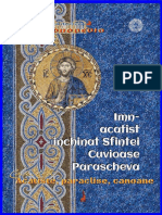 Imn-Acatist Închinat Sfintei Cuvioase Parascheva