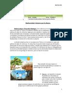 """Guia """" Biodiversidad y factores que la afectan"""""""