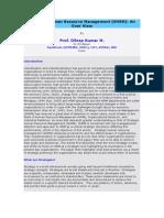 50781022-Strategic-Human-Resource-Management