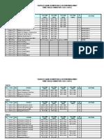 Jadual Kuliah Sem 2011-2012