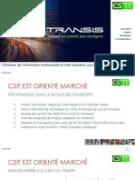 CSiT - TRANSIS-Train Setrag 211008