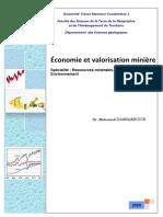 M1_Économie_Minière_Chapite 1
