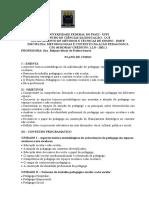 Plano e Cronograma Metodologia Da Ação Turma 02 (2)