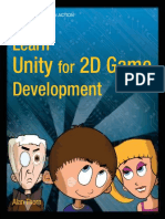 Learn Unity for 2D Game Development - TI
