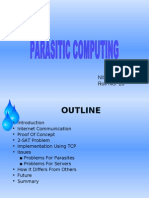 paracitic computing