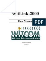 WitLink-2000 User Manual V3[1].21