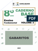 8 Caderno Base Volume3 8º Ano Completo GABARITO (2)