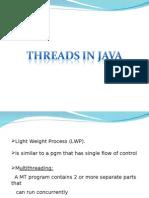thread in java