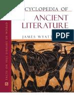 Encyclopedia of Ancient Literature - James Wyatt Cook
