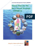 Operational Plan for the Manila Bay Coastal Strategy