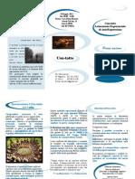 Brochure prima sessione