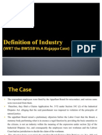 Definition of Industry