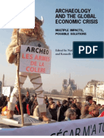 Nathan Schlanger & Kenneth Aitchison (eds.), Archaeology and the Global Economic Crisis