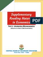 microeconomics class xii