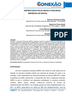 013 (Adm) Desafios Enfrentados pelas Micro e Pequenas Empresas no Brasil