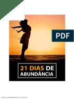 Abundância - Final