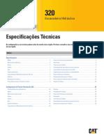 ESPECIFICACOES 320