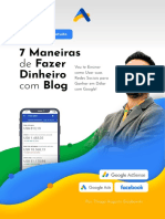 Ebook Academia do AdSense - 10 Maneiras de Monetizar com Google AdSense