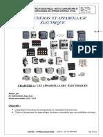 APPAREILLAGE ELECTRIQUE.CHAP01.01.01
