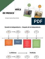 Estructura Socio Económica de México ??