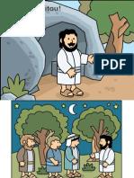 Ele Ressuscitou He is Risen