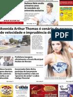 Jornal União - Edição de 15 à 30 de Abril de 2011