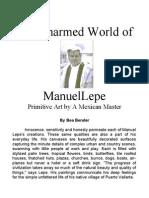 The Charmed World of MANUEL LEPE