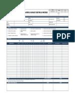 FORMATO 123- Inspeccion de Herramientas Manuales y Eléctricas