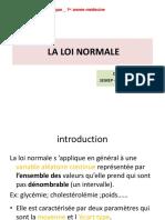5. LA LOI NORMALE