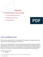 Asset Accounting (FI-AA)