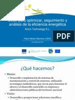 Anturi Technology 04-11 eficiencia energética