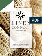 LINEN CONNECT BROCHURE