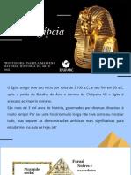 Aula 04 - Arte Egípcia